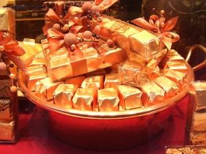 Saint Valentine's D... What?  Belgian-chocolate-basket